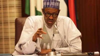 Buhari, president and commander-in-chief, ferderal Republic of Nigeria