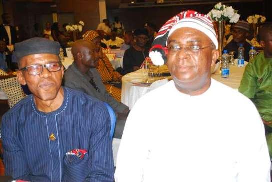 Mr. Emeka Ugwu-Uju and Mr.Isaac Okoroafor