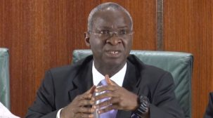 Fashola: Minster of Power, Works and Housing