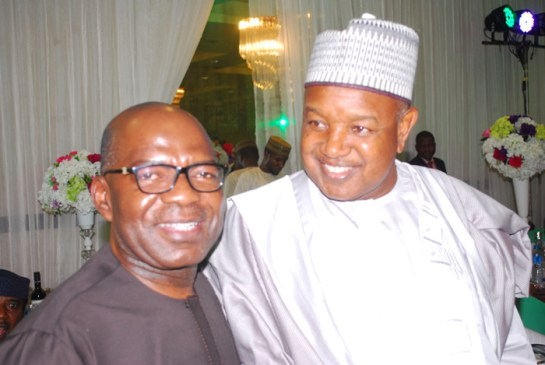Dr. Alex Otti and Abubakar Atiku Bugudu,governor of Kebbi stare