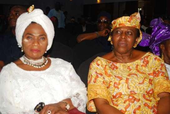 Prncess Abiola Dosunmu and Dr.Tokunbo Dosunmu Awolowo