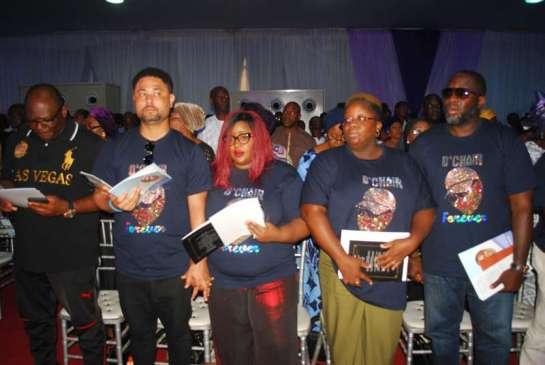 Prince Goke Olubusi,Mr. Wilson Alao,Mrs.