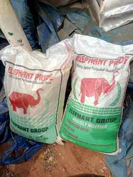 """Elephant Rice"" seized by customs"