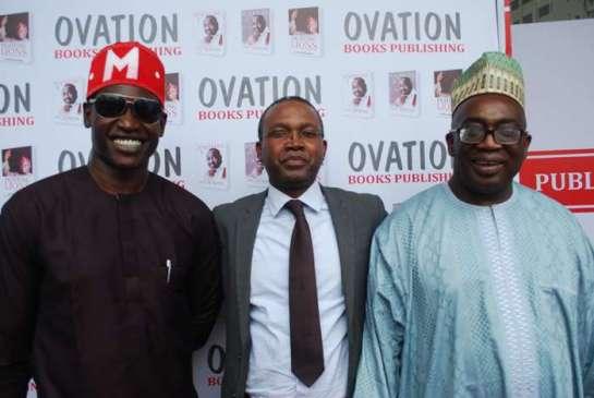 Mr.Abdul Mumuni Abiola, Mr.Tajudeen Amed and Mr.Jamiu Abiola