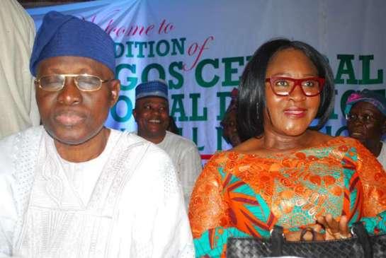Senator Muhir Muse and Hon. Jumoke Okoya Thomas