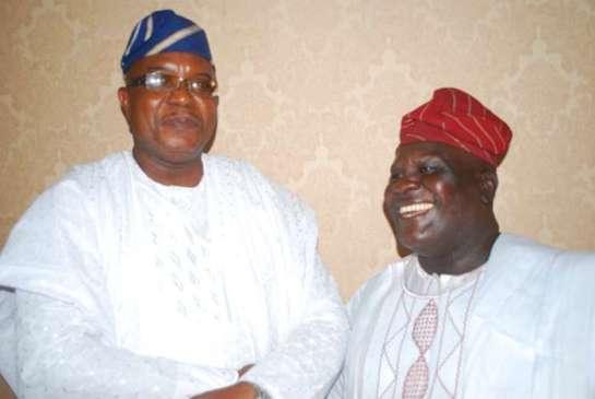 Dr. Bolaji Olukapa and Otunba Remi Fatukasi