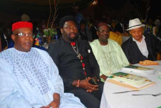 Otunba Andy Aniboh and Prophet Ikechukwu Okafor