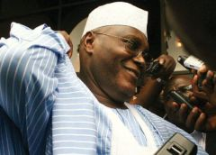 Despite Objections By Buhari, INEC, Court Admits Atiku's Video Evidence