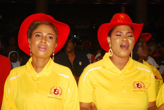 Mrs. Oyindamola Ogunsewa and Mrs. Adele Aderonke