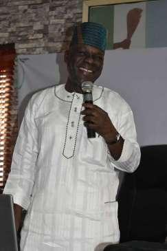 Hon Tunde Balogun, Lagos State APC Chairman.