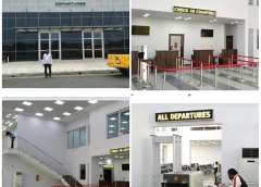 Finally, the Bayelsa International Airport Takes Off With An Inaugural Flight
