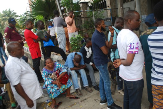 Some elecorates waiting to defend thier votes