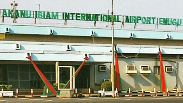 Akam Ibiam International Airport, Enugu