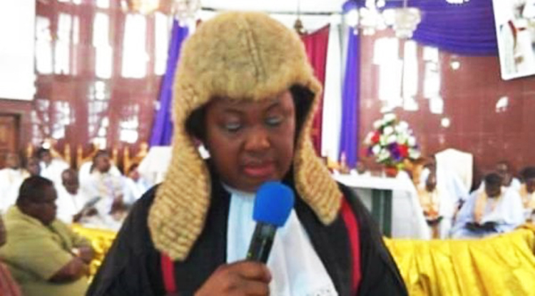Exclusive: Why, And How Appeal Court Judge, Nwosu-Iheme was Kidnapped; What Her Abductors Told Her