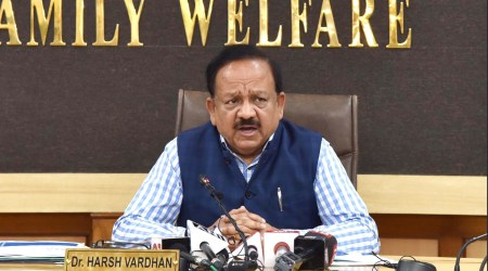 Indian health minister to head WHO Exec Board