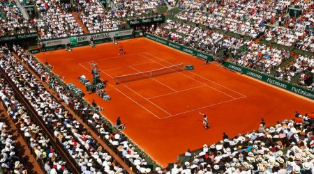 The French Open was initially schedule to take place from May 24 to June 7.