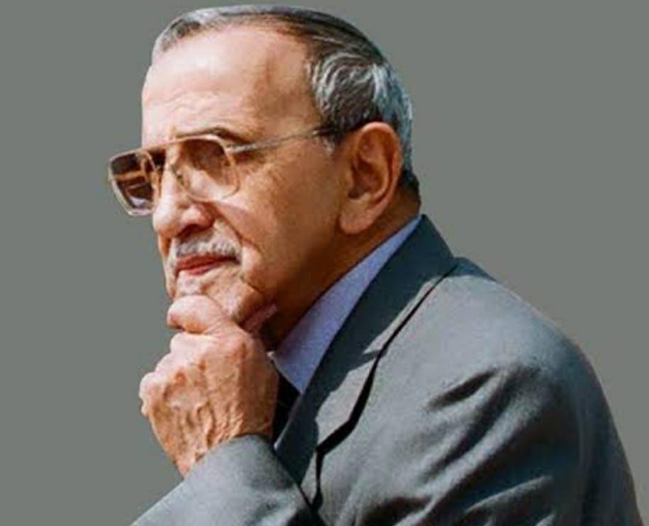 Ebrahim Alkazi.