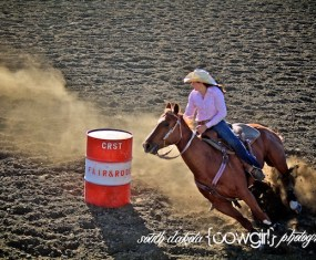 Eagle Butte's High School Rodeo