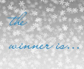And the winners are….