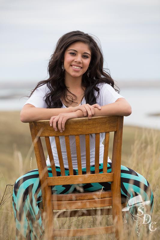 senior photos, south dakota cowgirl photography