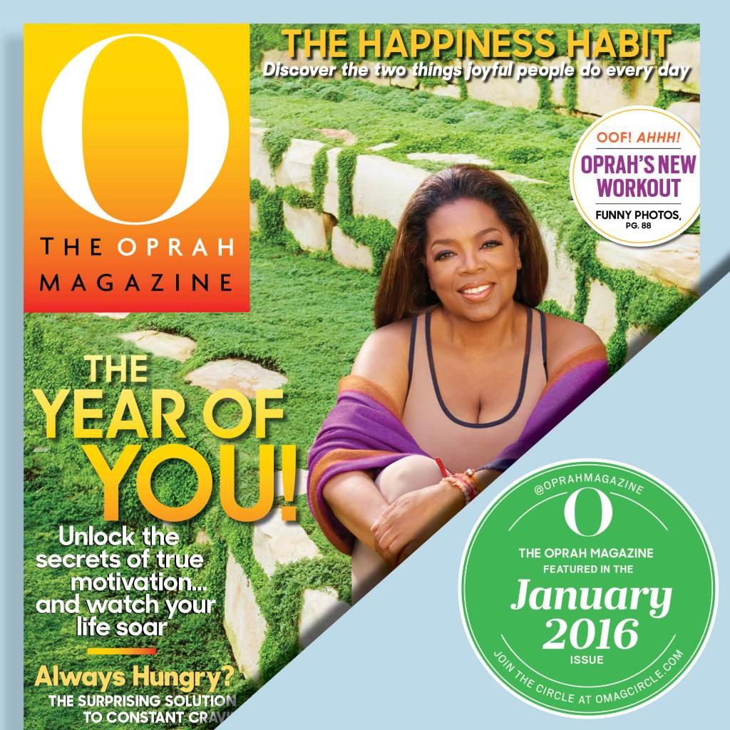 An O-Magazine Feature