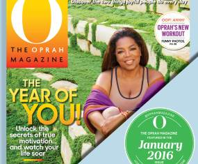 An O-Magazine Feature