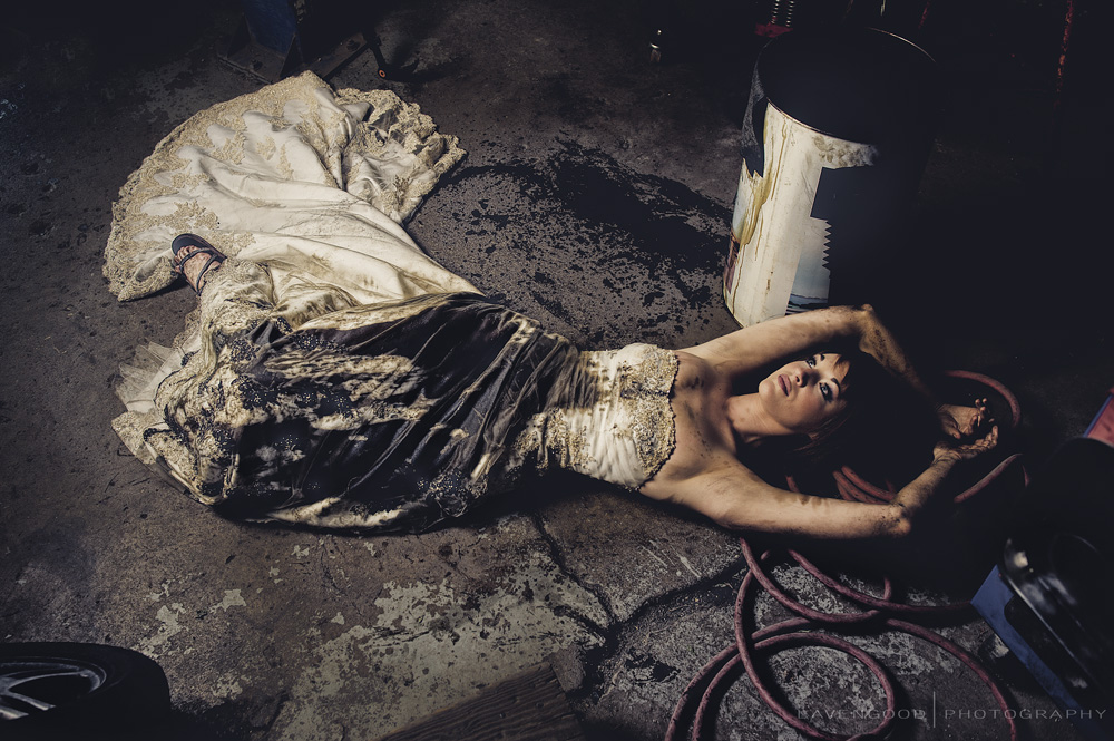Hannah Hendricks tells her story of redemption.