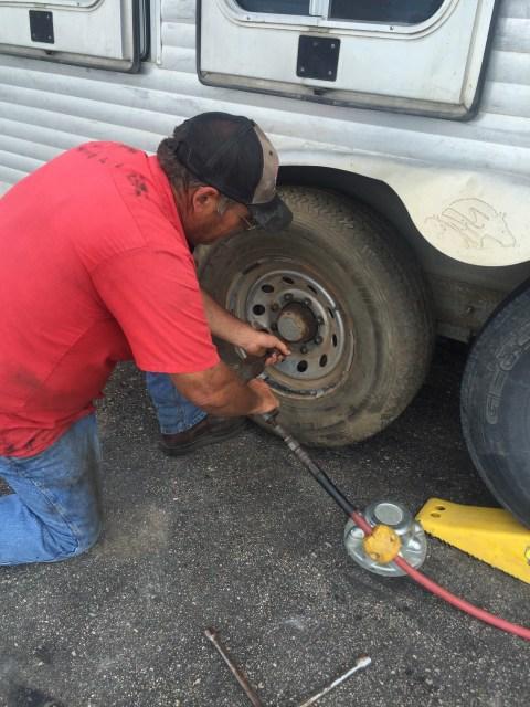 the tire savior!