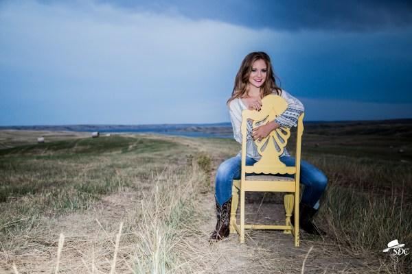 south dakota cowgirl photography, portrait