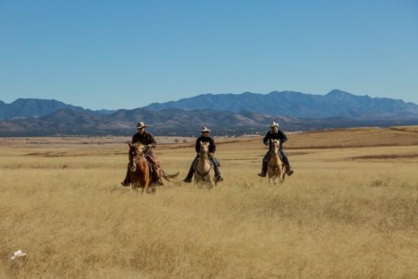 San Rafael Valley ride, Circle Z