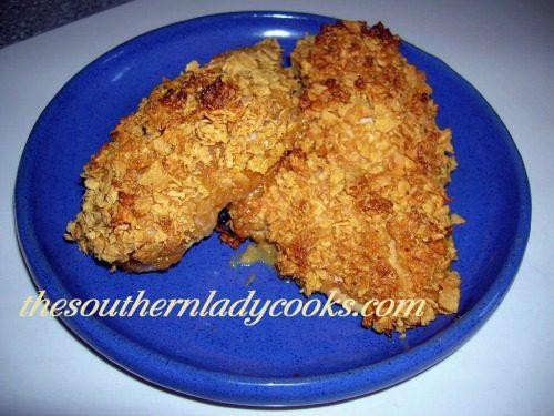 Honey Baked Chicken Breasts
