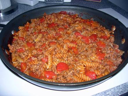 Hamburger Goulash