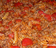 QUICK AND EASY HAMBURGER GOULASH