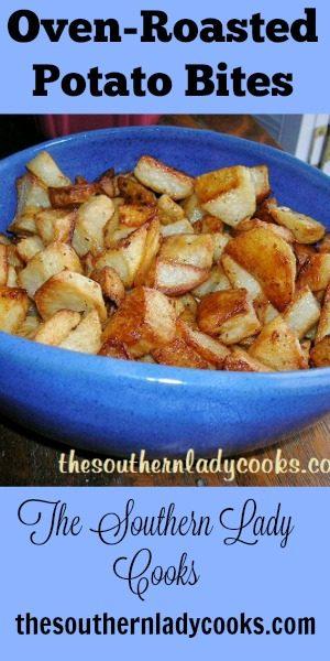 Oven-Roasted Potato Bites