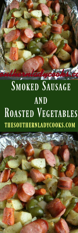 the-southern-lady-cooks-smoked-sausage-and-roasted-vegetable