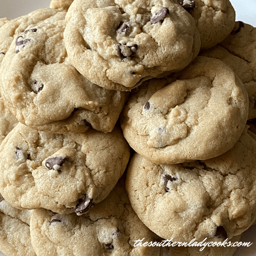 Favorite Chocolate Chip Cookies - The Southern Lady Cooks