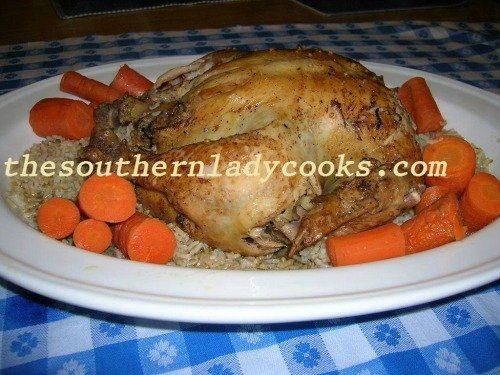 Crock Pot Recipes - Zesty Chicken