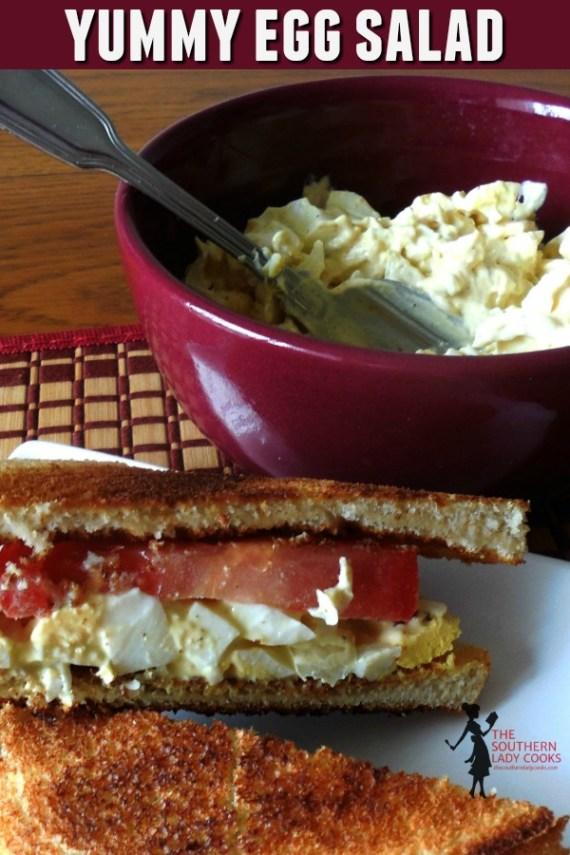 Yummy Egg Salad