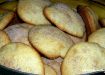 SOUTHERN SOUR CREAM PECAN COOKIES