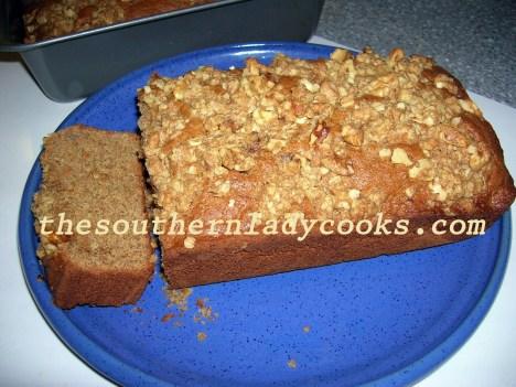 Sour Cream Banana Bread - Copy