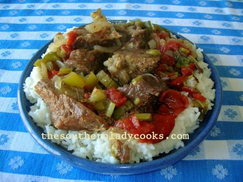 Cajun Beef Roast - The Southern Lady Cooks