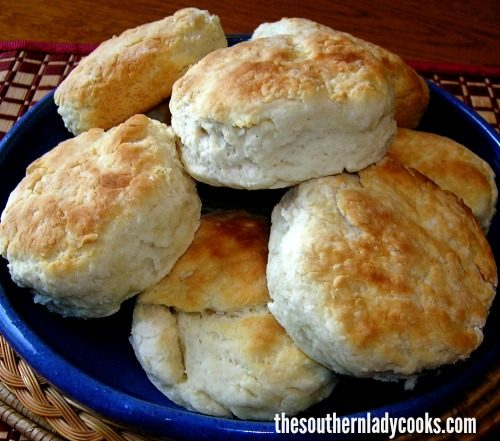 Cathead Biscuits