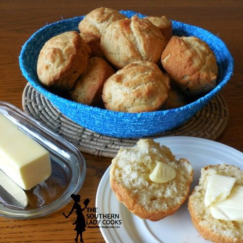 Old Fashioned Spoon Rolls