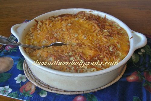 Broccoli Chicken Casserole - TSLC (2)
