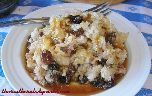 Creamy Pineapple Rice Pudding - TSLC