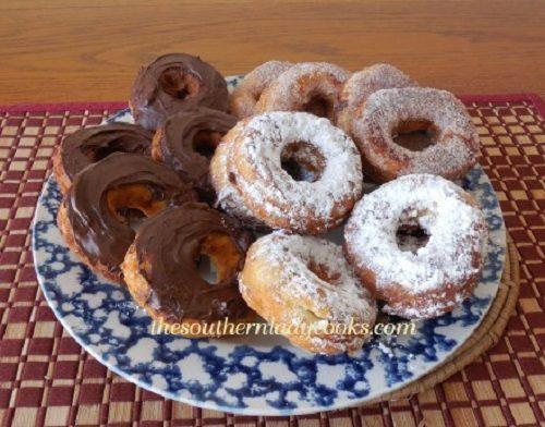 Easy Homemade Donuts - TSLC