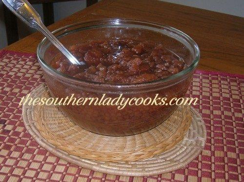 Homemade Crock Pot Applesauce - TSLC
