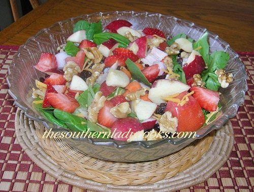 Kitchen Sink Salad - TSLC