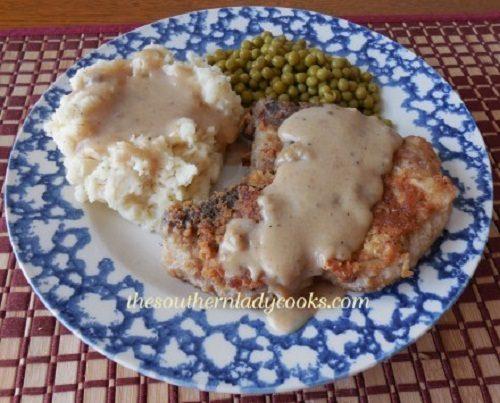 Pork-Chops-and-Gravy