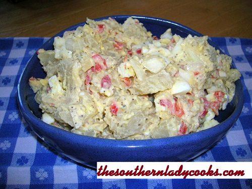 Potato Salad - TSLC